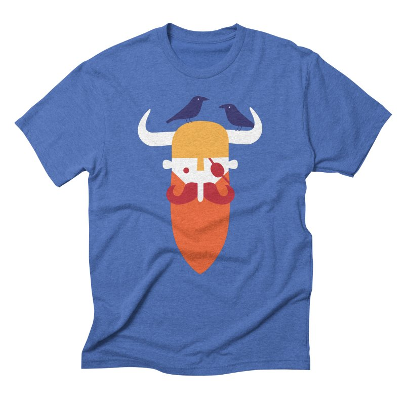 Odin's Beard Men's Triblend T-Shirt by wharton's Artist Shop