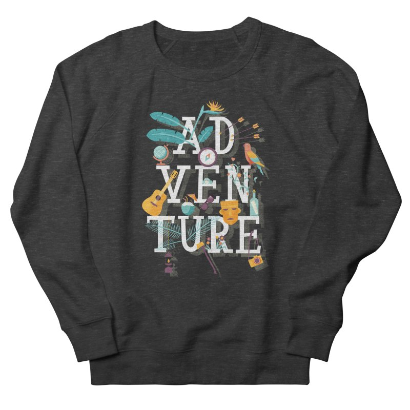 Adventure Women's Sweatshirt by wharton's Artist Shop
