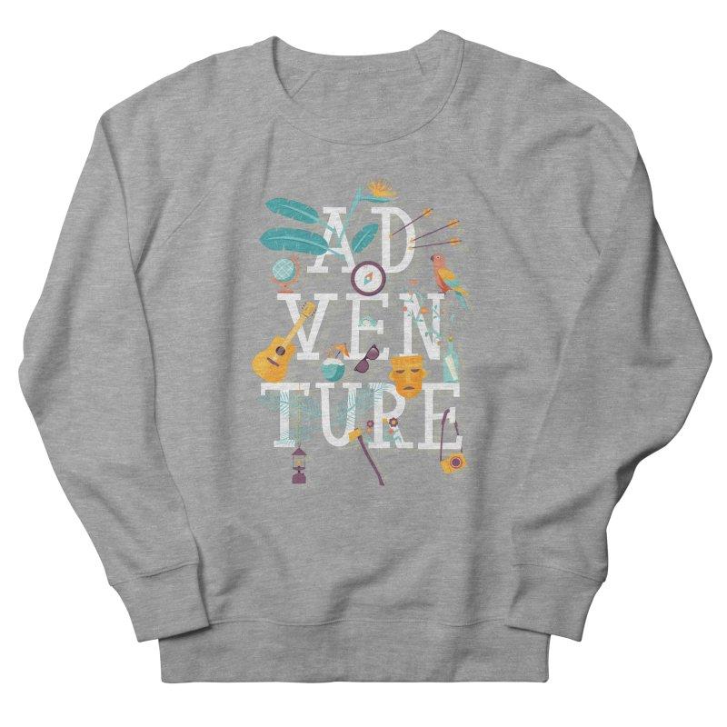 Adventure Women's Sweatshirt by wharton's Artist Shop