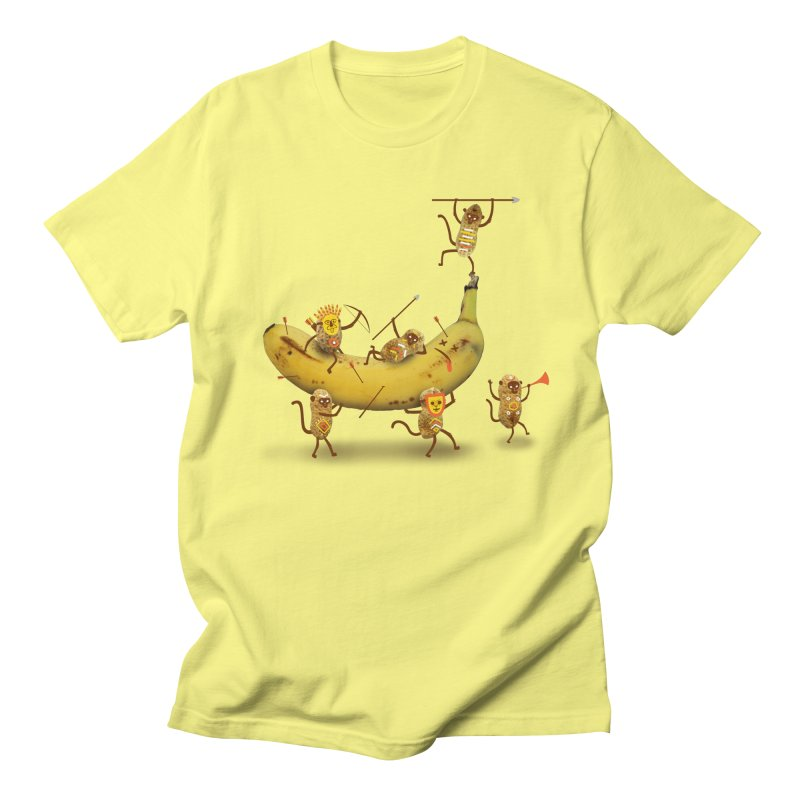 Nuts Men's T-shirt by wharton's Artist Shop