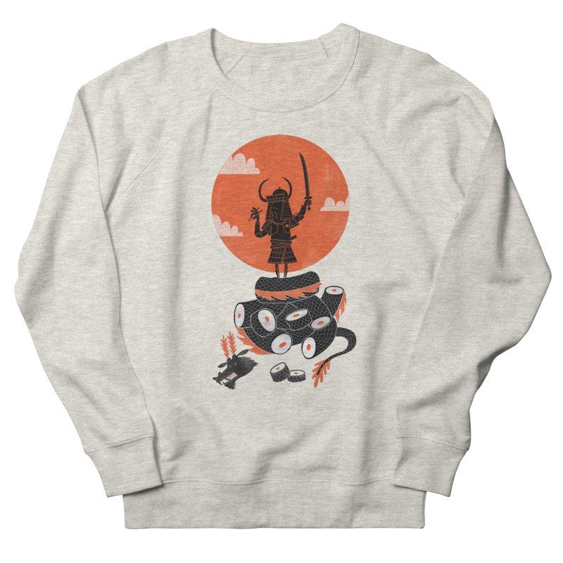 Samurai Sushi Women's Sweatshirt by wharton's Artist Shop