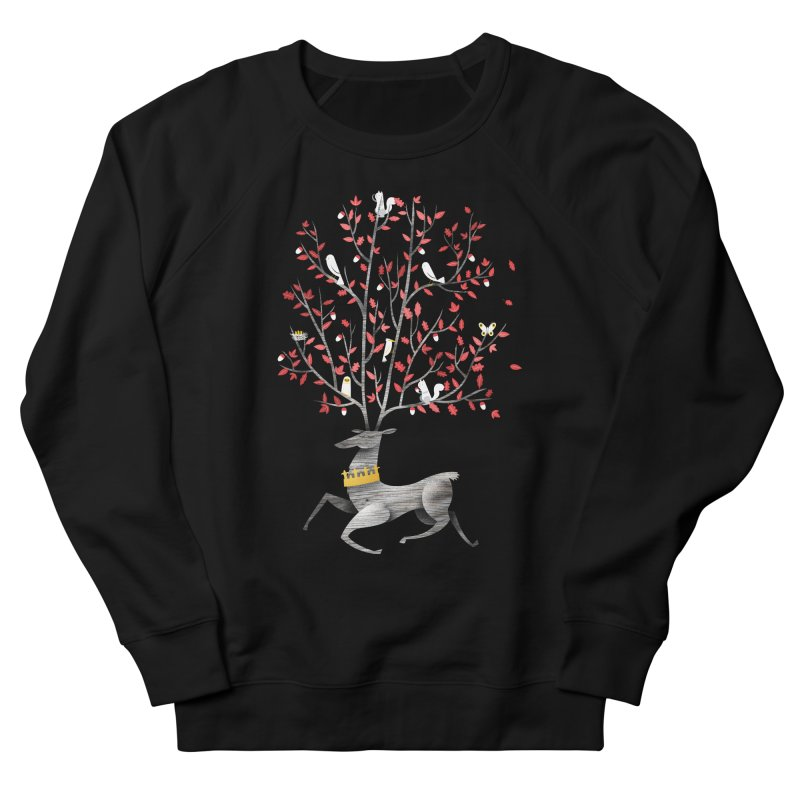 King of the Forest Men's Sweatshirt by wharton's Artist Shop