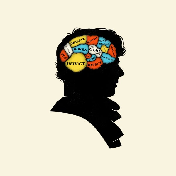 image for Sherlock Phrenology
