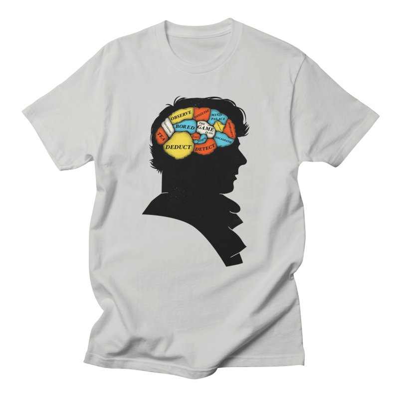 Sherlock Phrenology   by wharton's Artist Shop