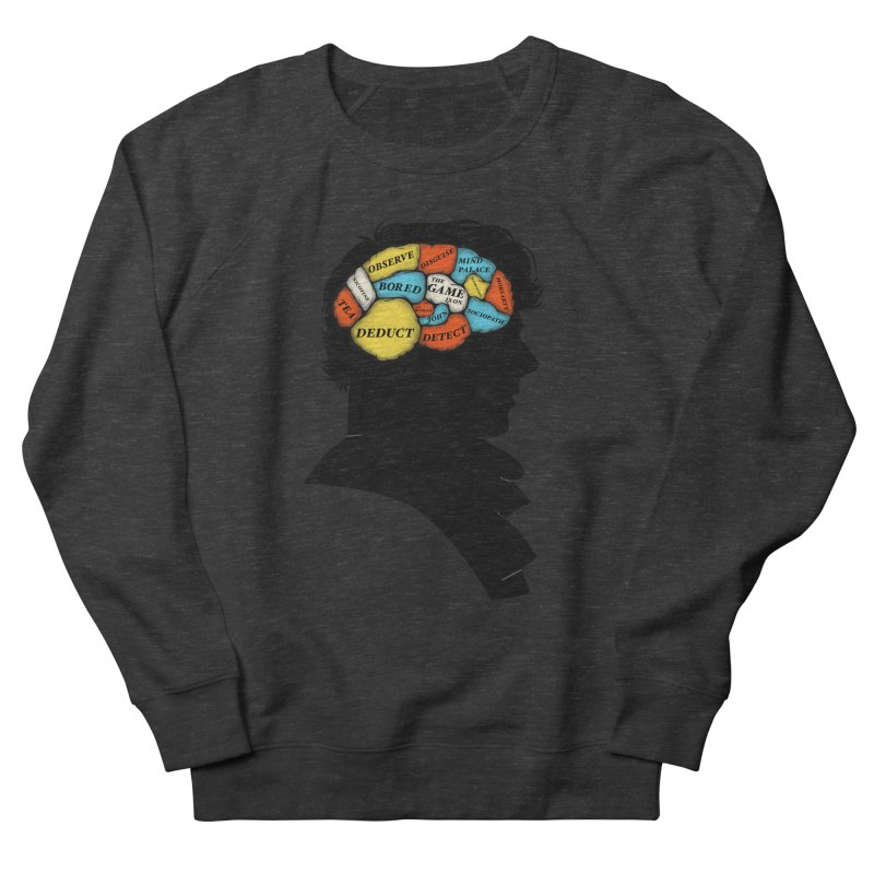 Sherlock Phrenology Women's Sweatshirt by wharton's Artist Shop
