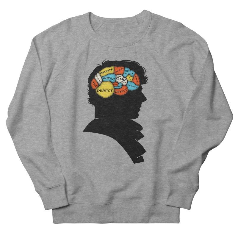 Sherlock Phrenology Men's Sweatshirt by wharton's Artist Shop