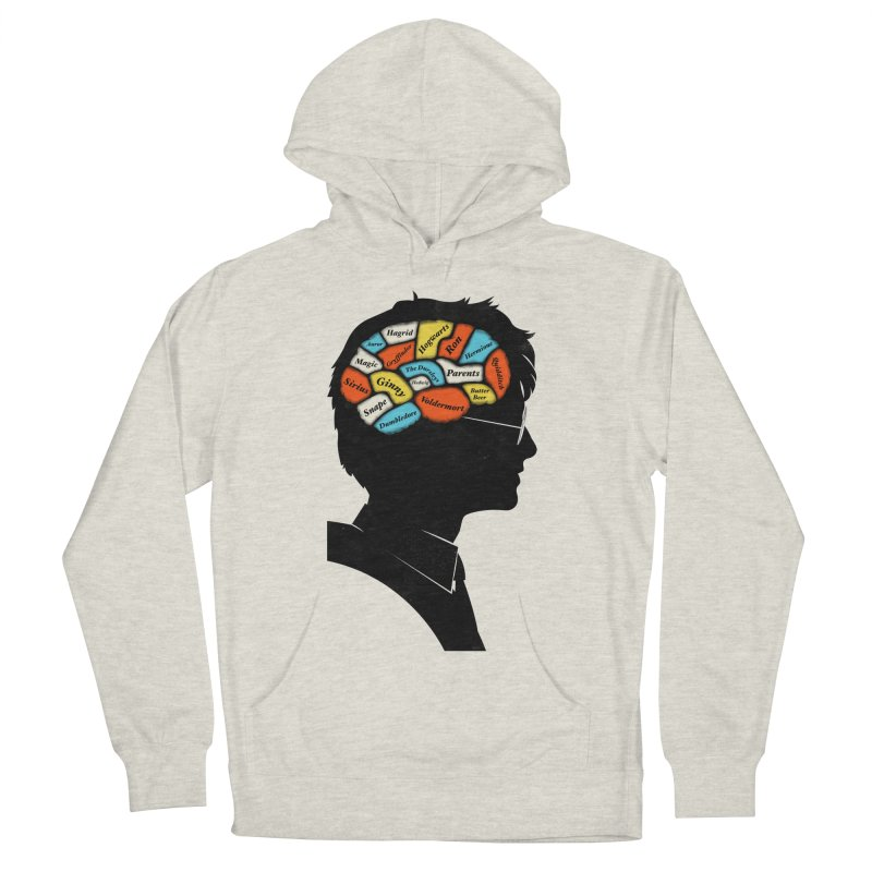 Harry Phrenology Men's Pullover Hoody by wharton's Artist Shop