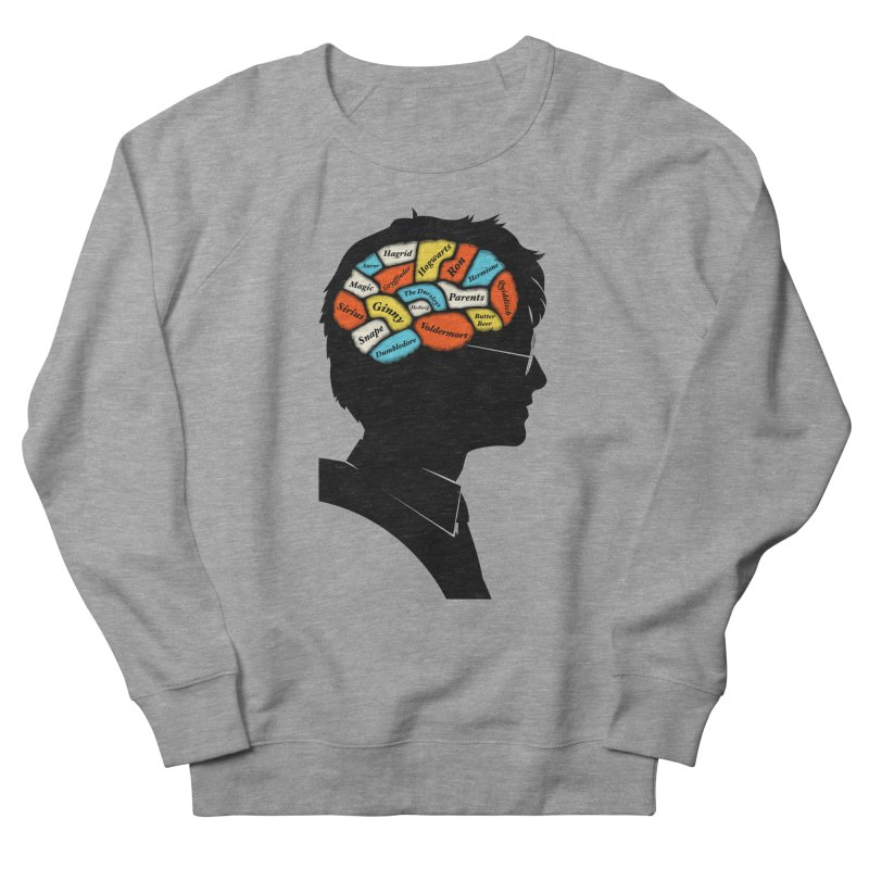 Harry Phrenology Women's Sweatshirt by wharton's Artist Shop