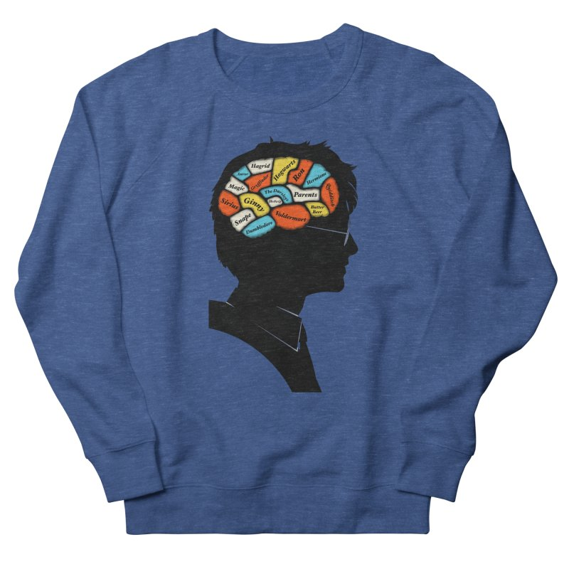 Harry Phrenology Men's Sweatshirt by wharton's Artist Shop