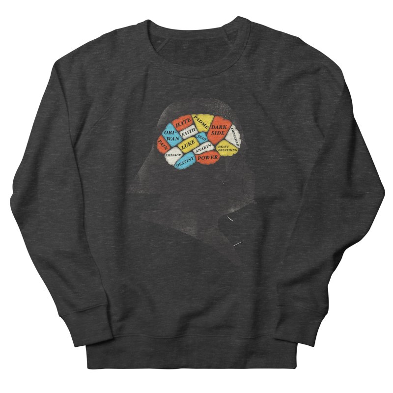 Darth Phrenology Women's Sweatshirt by wharton's Artist Shop