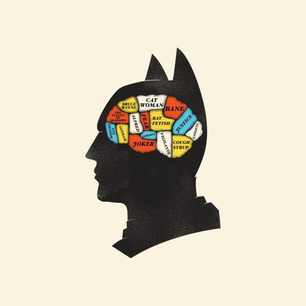 image for Batman Phrenology