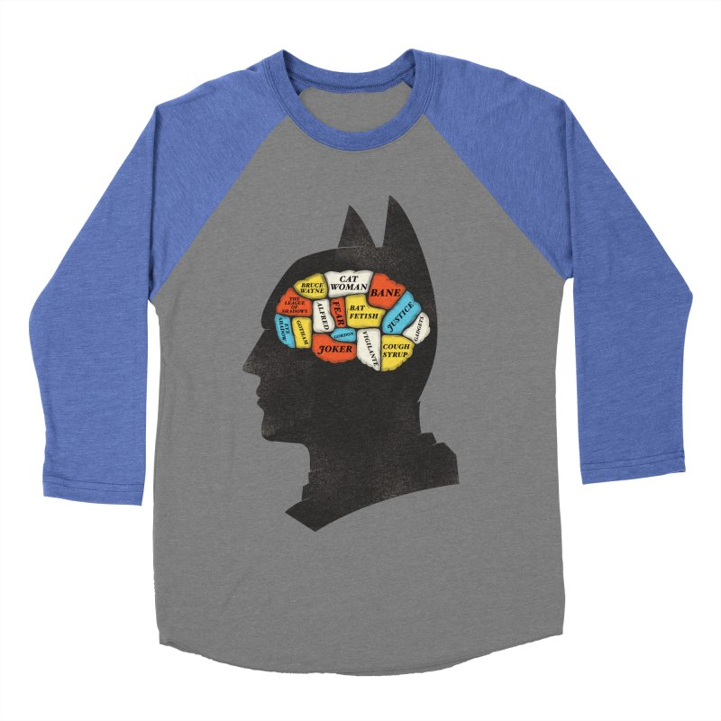 Batman Phrenology   by wharton's Artist Shop