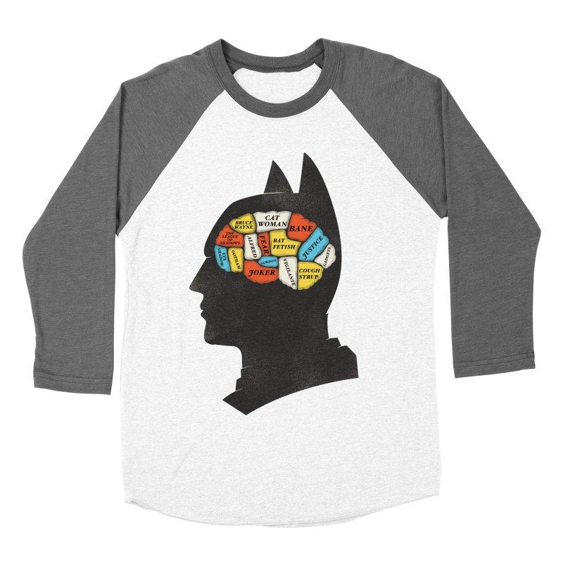 Batman Phrenology   by wharton's Artist Shop