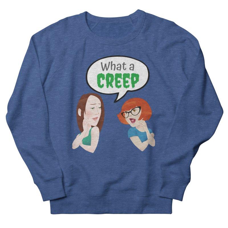 Orange you glad we got a new logo Men's Sweatshirt by What a Creep Podcast Swag Shop