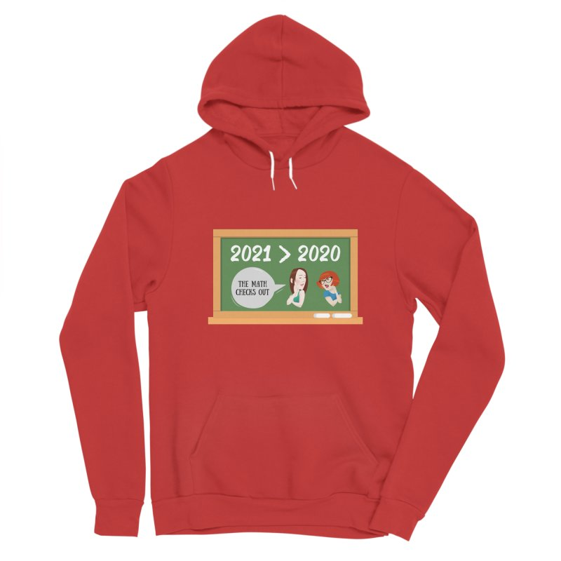 The math checks out Men's Pullover Hoody by What a Creep Podcast Swag Shop