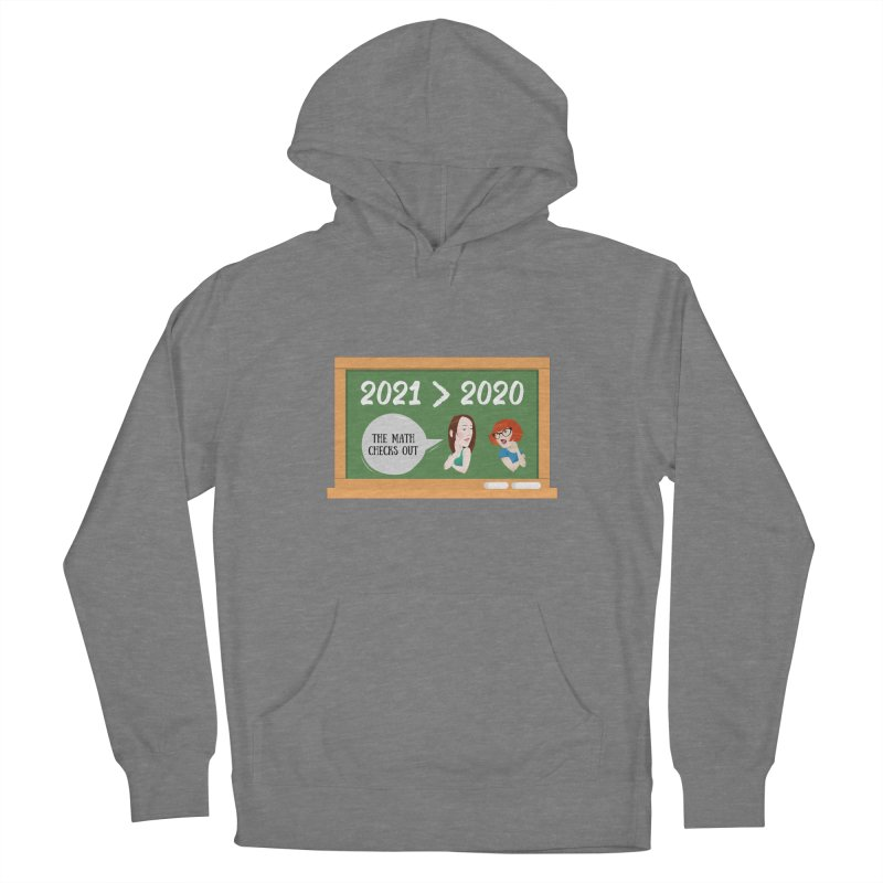 The math checks out Women's Pullover Hoody by What a Creep Podcast Swag Shop