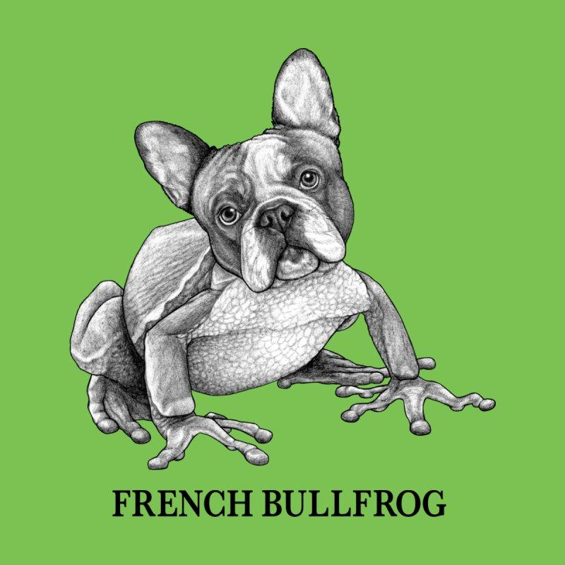 French Bullfrog   French Bulldog + Bullfrog Hybrid Animal Women's T-Shirt by Whatif Creations   Shop Hybrid Animals!