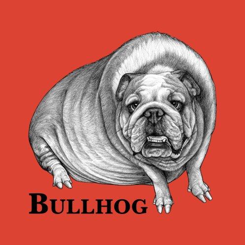 Design for Bullhog | Bulldog + Hog Hybrid Animal