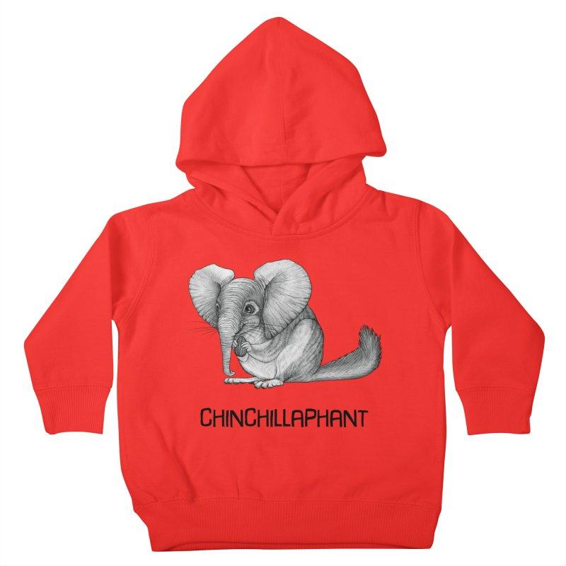 Chinchillaphant   Chinchilla + Elephant Hybrid Animal Kids Toddler Pullover Hoody by Whatif Creations   Shop Hybrid Animals!