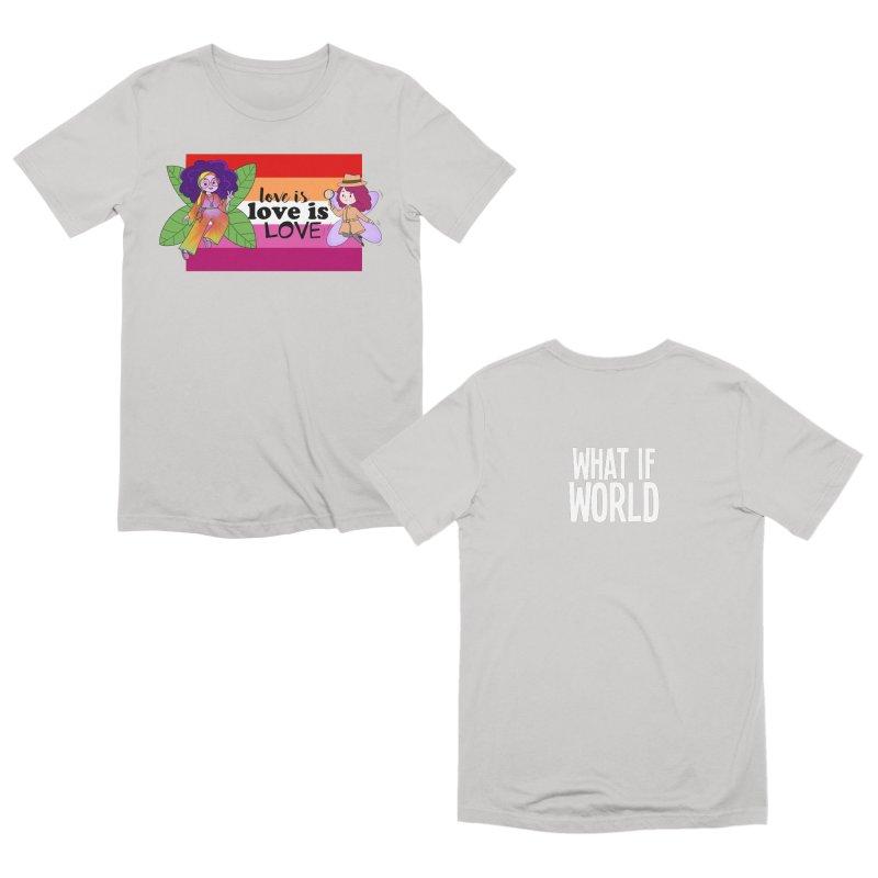Sprite Alright & Fair Elise ALL GENDER T-Shirt by What If World's Imaginarium