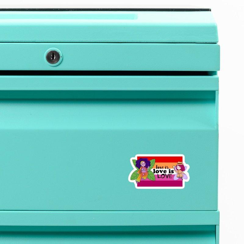 Sprite Alright & Fair Elise Accessories Magnet by What If World's Imaginarium