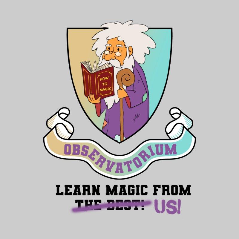 Observatorium School for Magic Men's Tank by What If World's Imaginarium