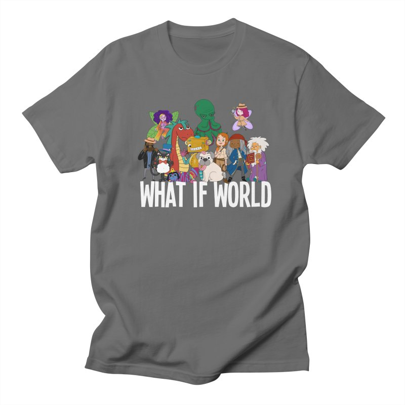 Men's None by What If World's Imaginarium
