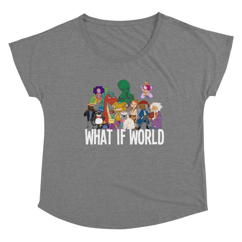 Women's None by What If World's Imaginarium