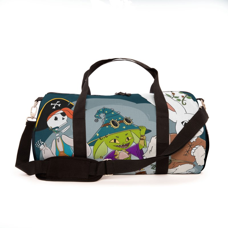 Guilds & Goblins Accessories Bag by What If World's Imaginarium