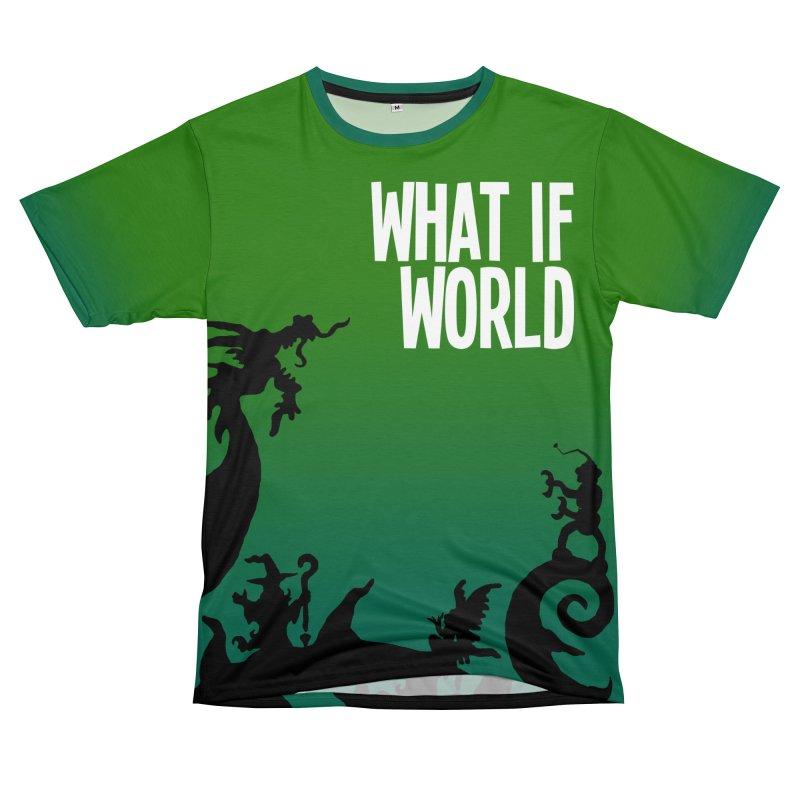 What If World Logo Women's Cut & Sew by What If World's Imaginarium