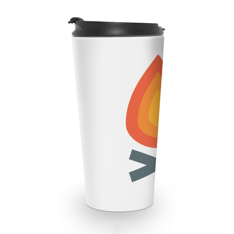 Campfire Media Logo Accessories Mug by Campfire Media
