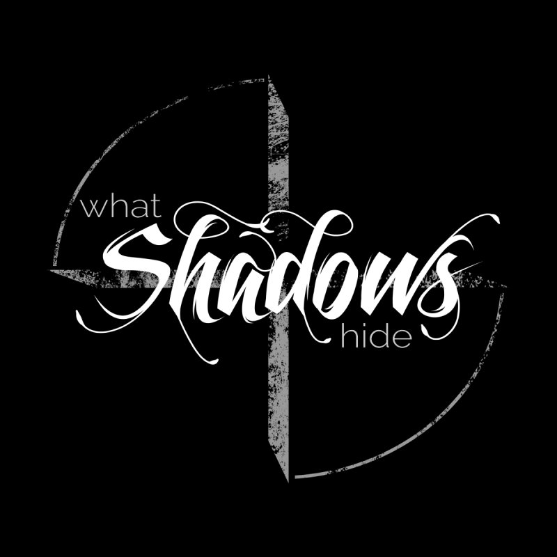 Band Logo Kids T-Shirt by What Shadows Hide