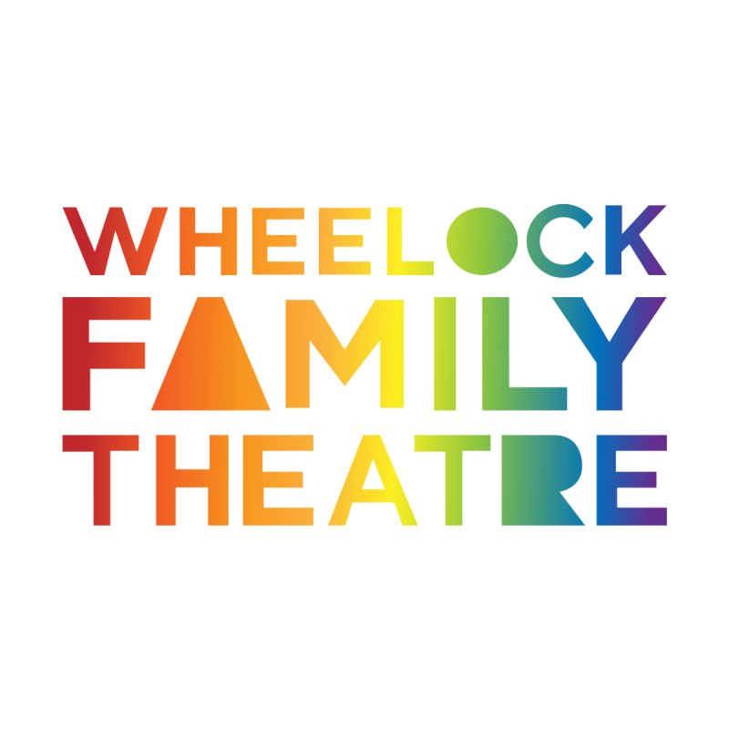 RAINBOW COLLECTION I Accessories Button by Wheelock Family Theatre Merch