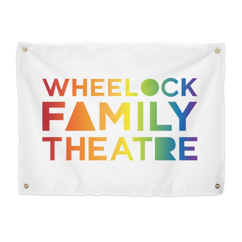 RAINBOW COLLECTION I Home Tapestry by Wheelock Family Theatre Merch