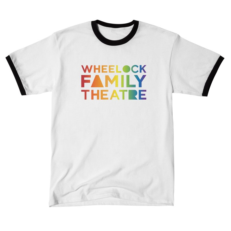 RAINBOW COLLECTION I Men's T-Shirt by Wheelock Family Theatre Merch