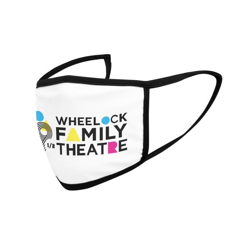 ANNIVERSARY COLLECTION Accessories Face Mask by Wheelock Family Theatre Merch
