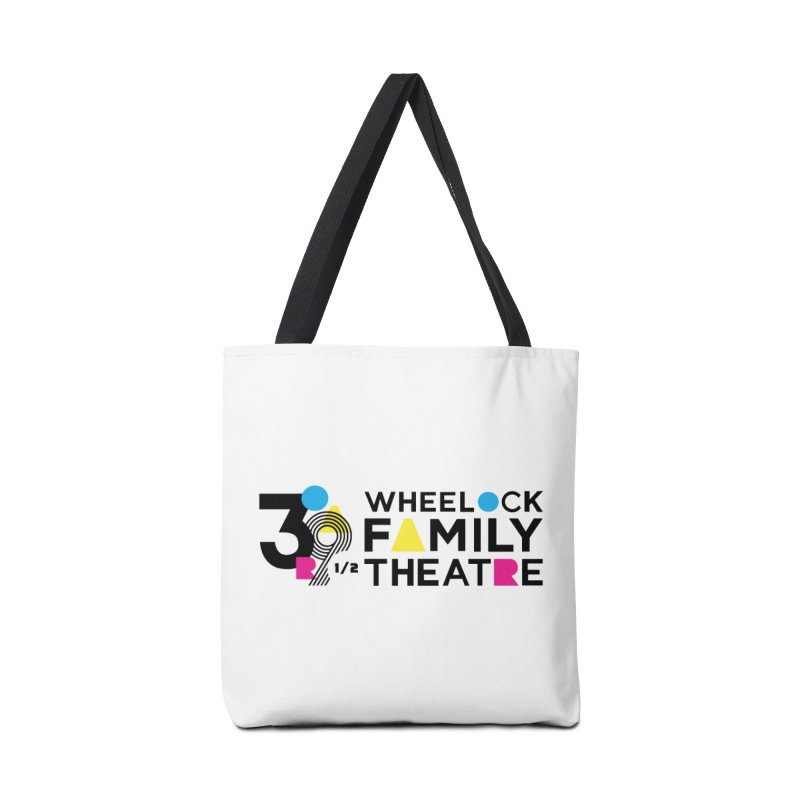 ANNIVERSARY COLLECTION Accessories Bag by Wheelock Family Theatre Merch