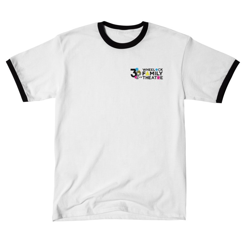 ANNIVERSARY COLLECTION Women's T-Shirt by Wheelock Family Theatre Merch