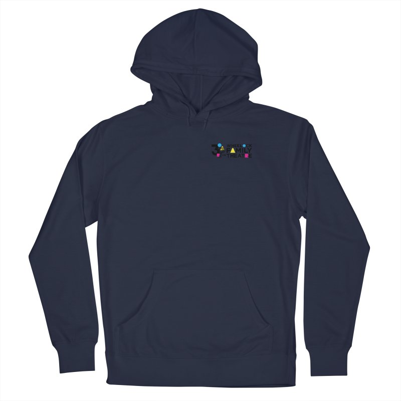ANNIVERSARY COLLECTION Men's Pullover Hoody by Wheelock Family Theatre Merch