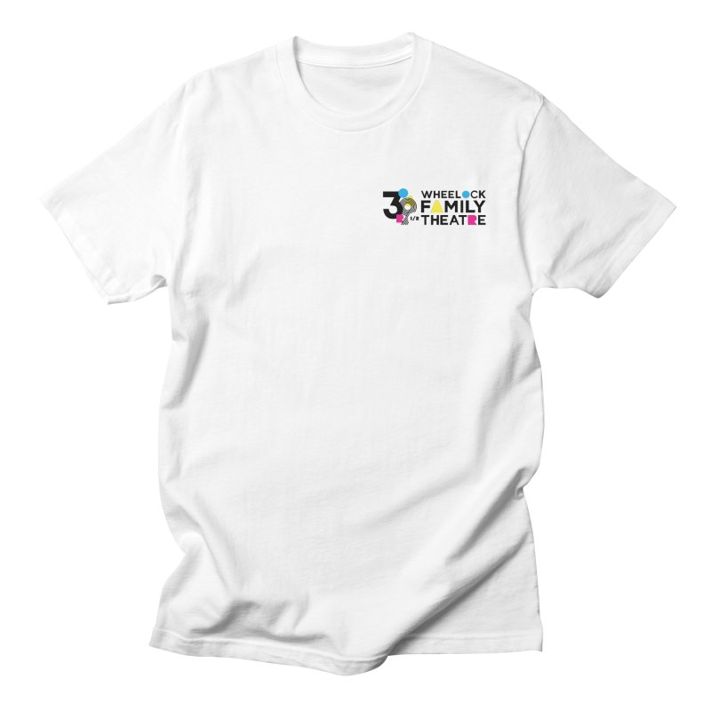 ANNIVERSARY COLLECTION Men's T-Shirt by Wheelock Family Theatre Merch