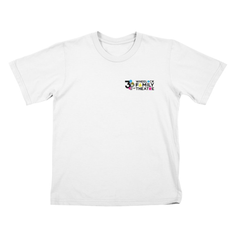 ANNIVERSARY COLLECTION Kids T-Shirt by Wheelock Family Theatre Merch