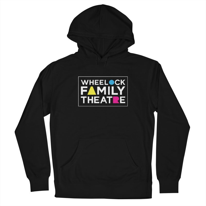 CLASSIC COLLECTION I Men's Pullover Hoody by Wheelock Family Theatre Merch