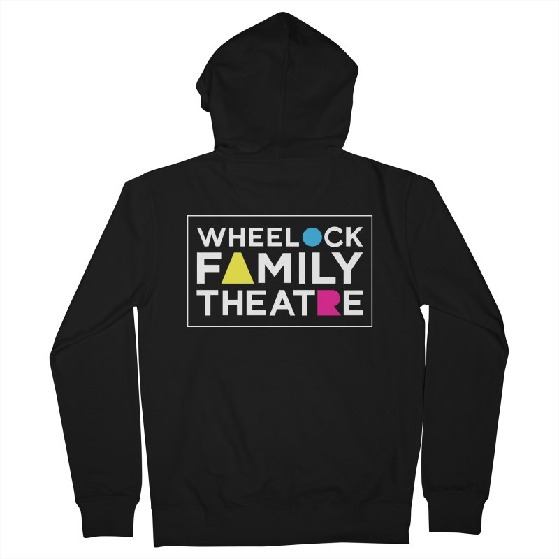 CLASSIC COLLECTION I Women's Zip-Up Hoody by Wheelock Family Theatre Merch
