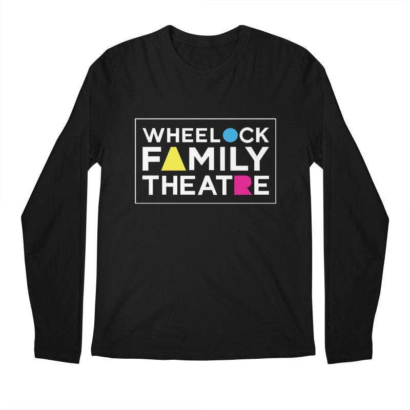 CLASSIC COLLECTION I Men's Longsleeve T-Shirt by Wheelock Family Theatre Merch