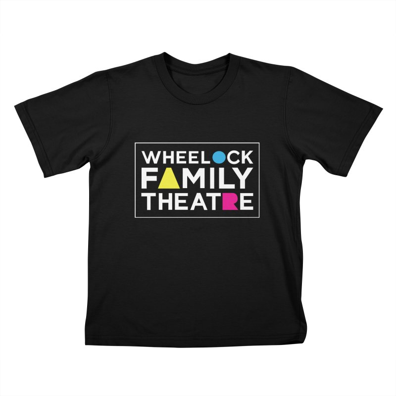 CLASSIC COLLECTION I Kids T-Shirt by Wheelock Family Theatre Merch