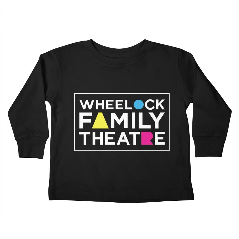 CLASSIC COLLECTION I Kids Toddler Longsleeve T-Shirt by Wheelock Family Theatre Merch