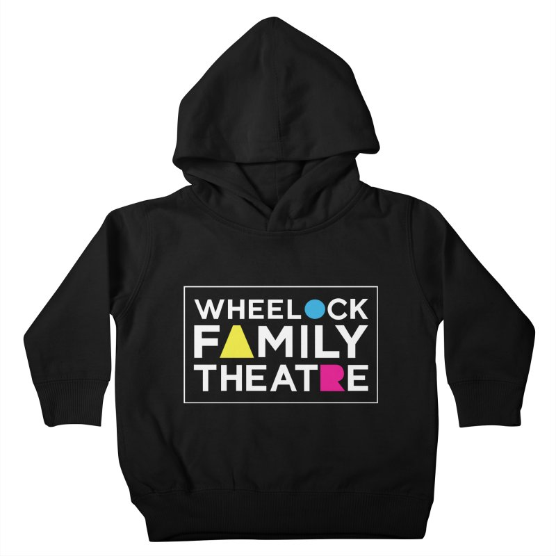 CLASSIC COLLECTION I Kids Toddler Pullover Hoody by Wheelock Family Theatre Merch