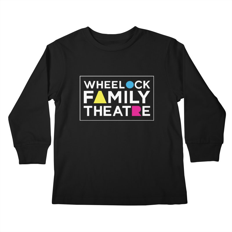 CLASSIC COLLECTION I Kids Longsleeve T-Shirt by Wheelock Family Theatre Merch