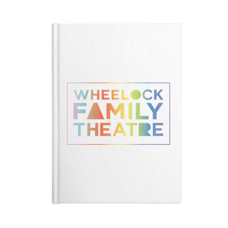 RAINBOW COLLECTION II Accessories Notebook by Wheelock Family Theatre Merch