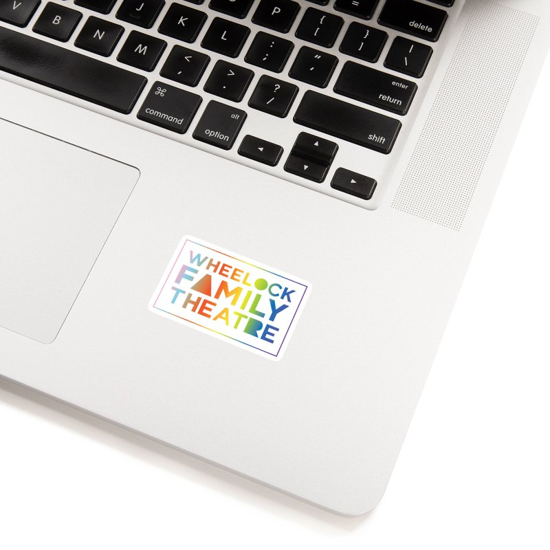RAINBOW COLLECTION II Accessories Sticker by Wheelock Family Theatre Merch